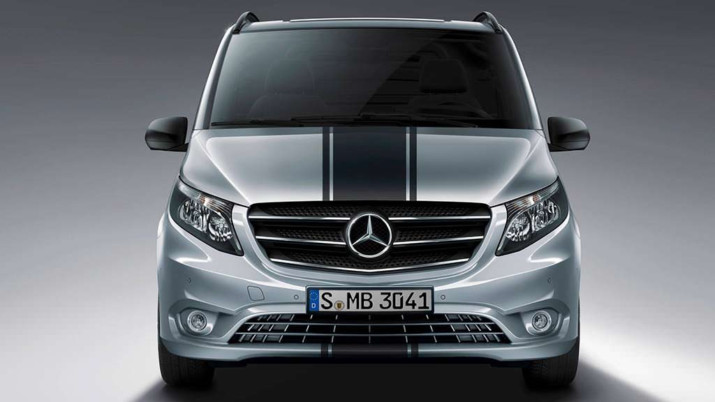 Минивэн Mercedes-Benz Vito Sport Line