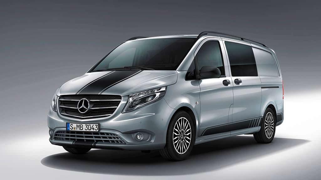 Спортивный Mercedes-Benz Vito Sport Line