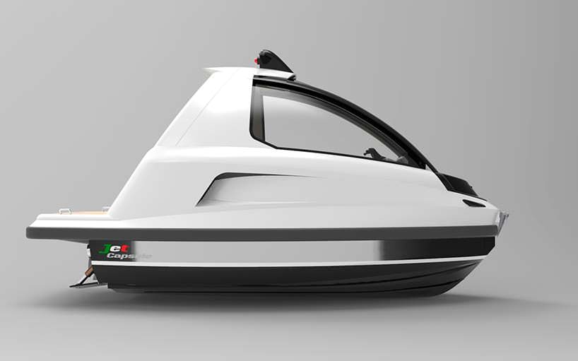 Компактный катер Jet Mini: длина 5 метров