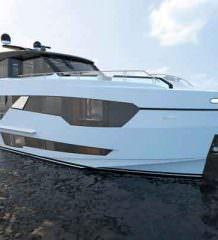 Представлена новая яхта Ocean Alexander 90 | фото
