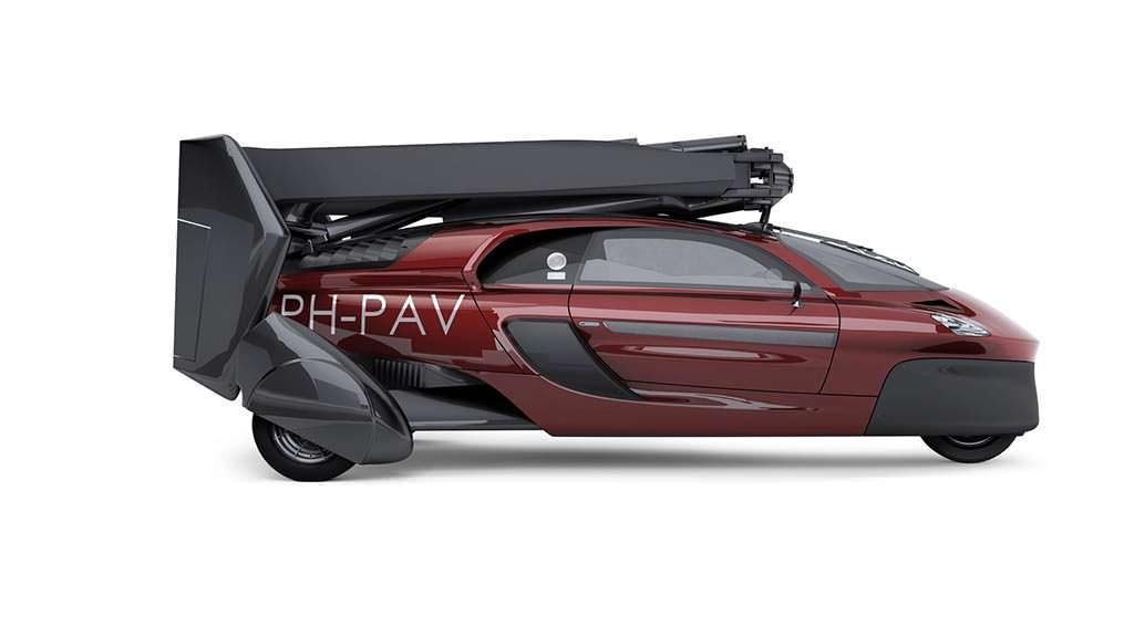 PAL-V Liberty: два двигателя Rotax