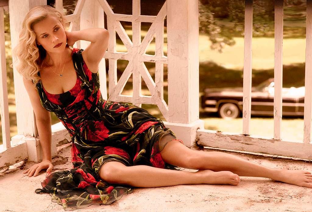 Риз Уизерспун - самая красивая блондинка мира