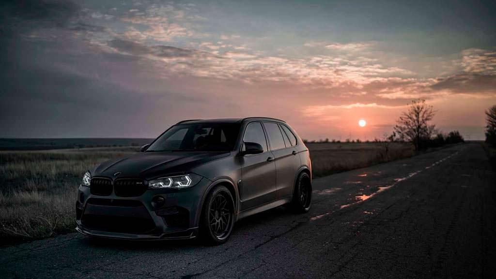 Агрессивная BMW X5 M от Z-Performance