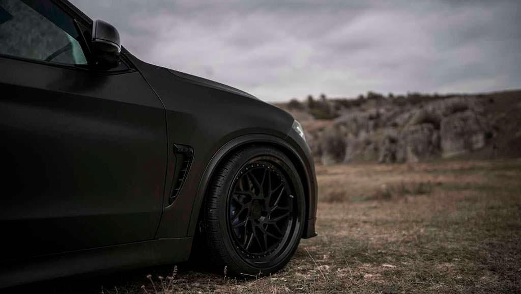 22-дюймовые колёсные диски BMW X5 M от Z-Performance