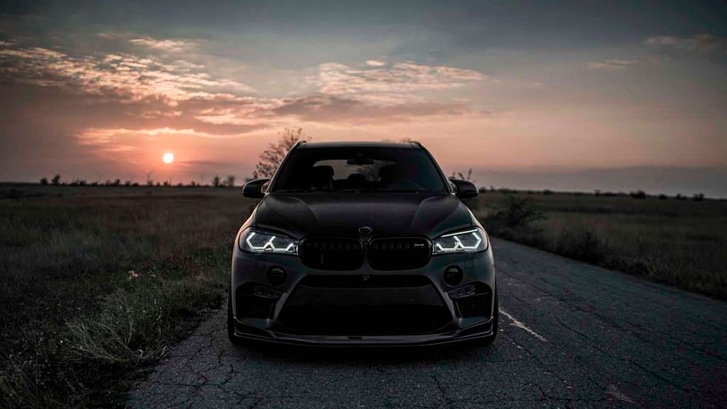 BMW X5 M. Тюнинг от Z-Performance