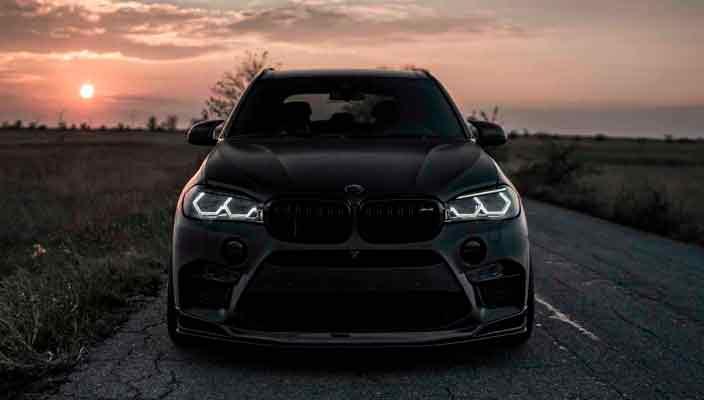 BMW X5 M перешел на черную сторону. Тюнинг Z-Performance | фото