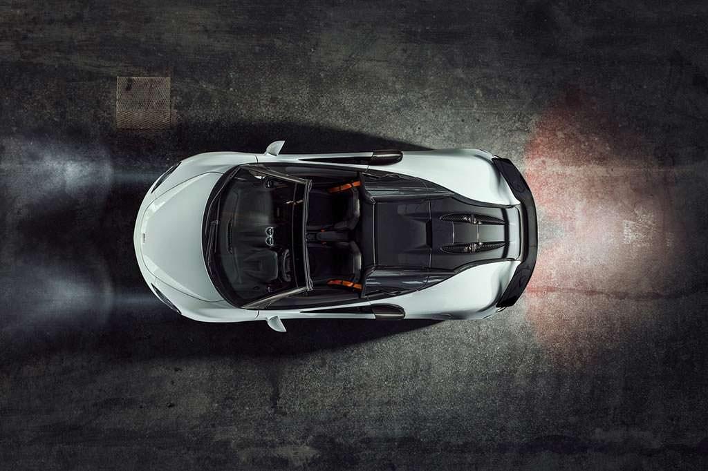 Тюнинг McLaren 570S Spider от Novitec: мощность 646 л.с.