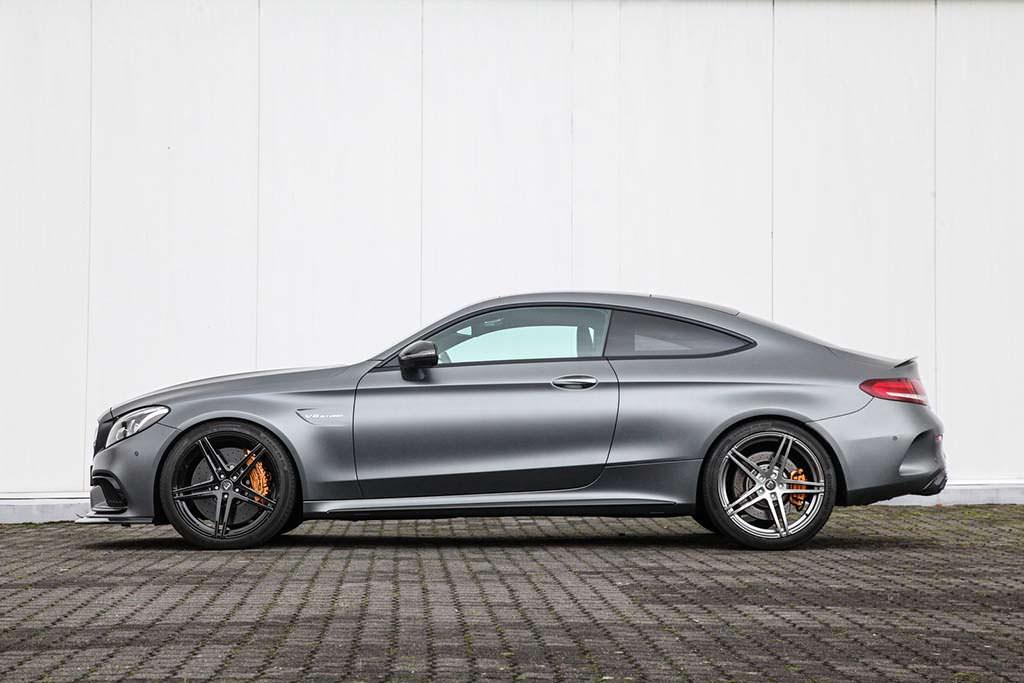 Купе Mercedes-AMG C63. Тюнинг от Vath