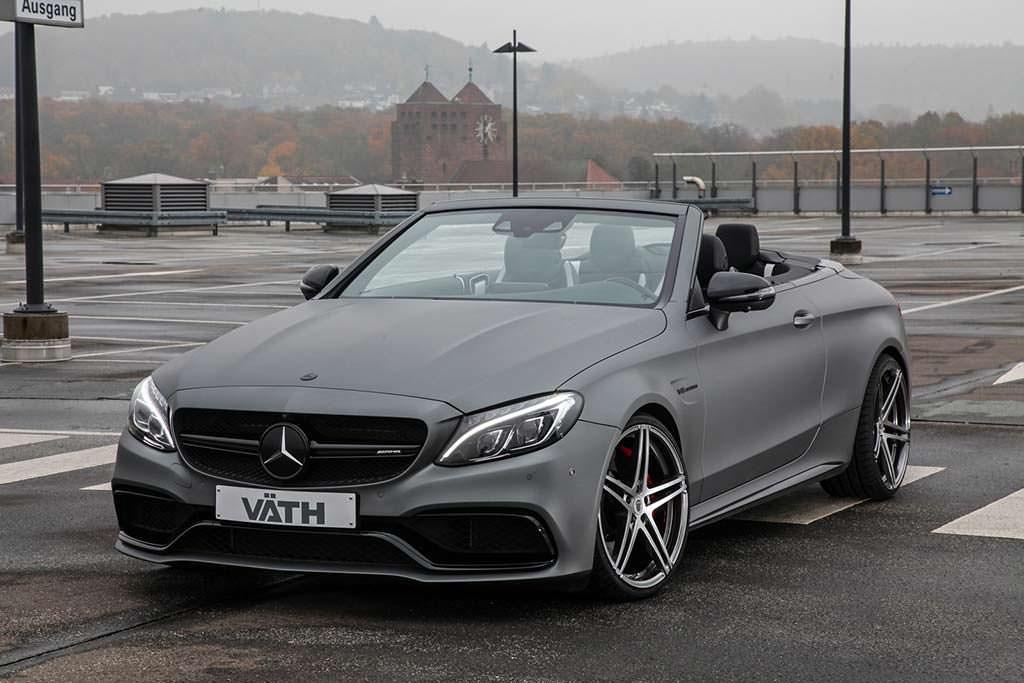 Mercedes-AMG C63. Тюнинг от Vath