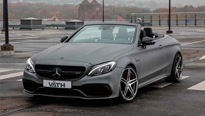 Ателье Vath подготовило тюнинг для Mercedes-AMG C63 | фото