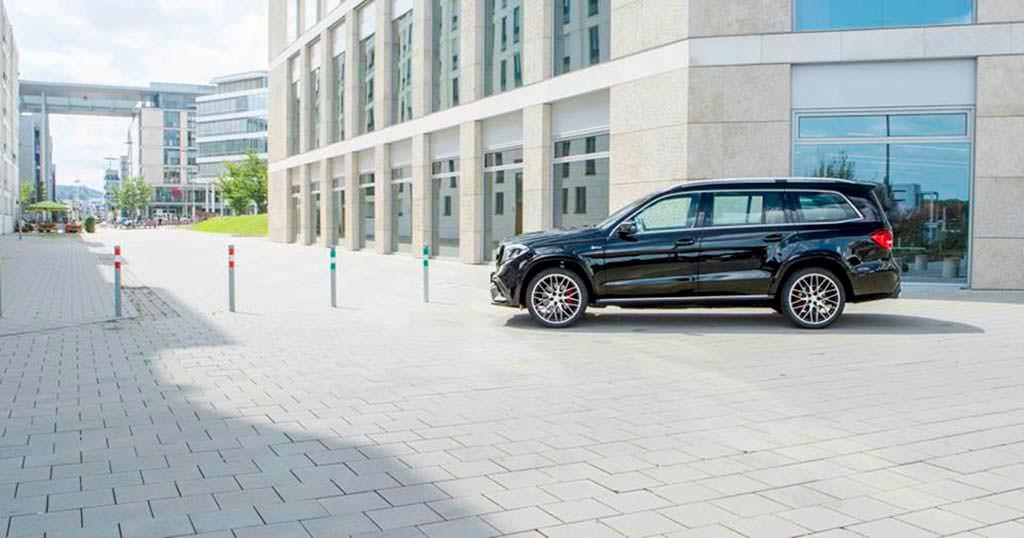 Тюнинг Mercedes-Benz GLS от Hofele Design