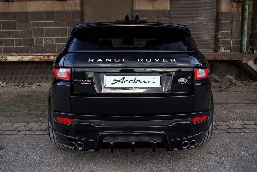 Range Rover Evoque. Тюнинг от Arden
