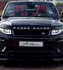 Arden AR 11: крутой тюнинг Range Rover Evoque | фото