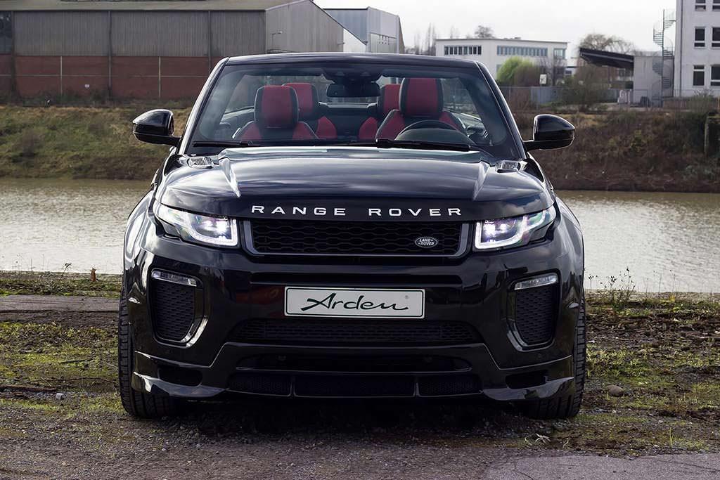 Range Rover Evoque AR 11. Тюнинг от Arden