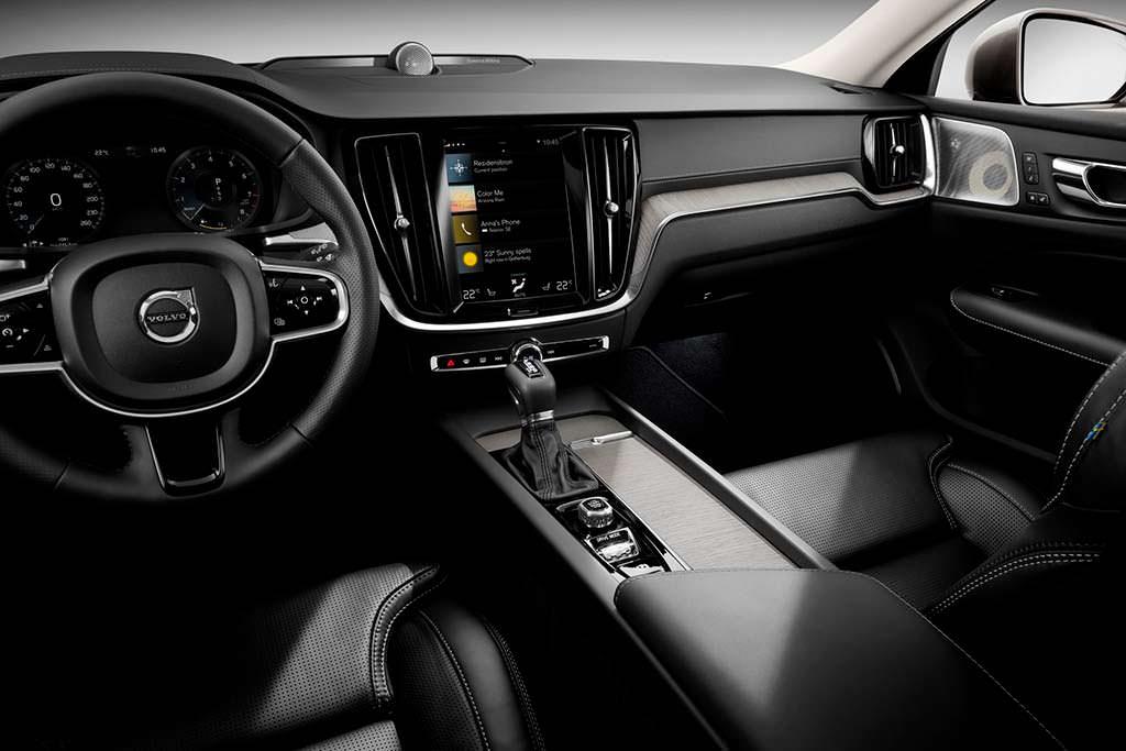 Фото салона Volvo V60