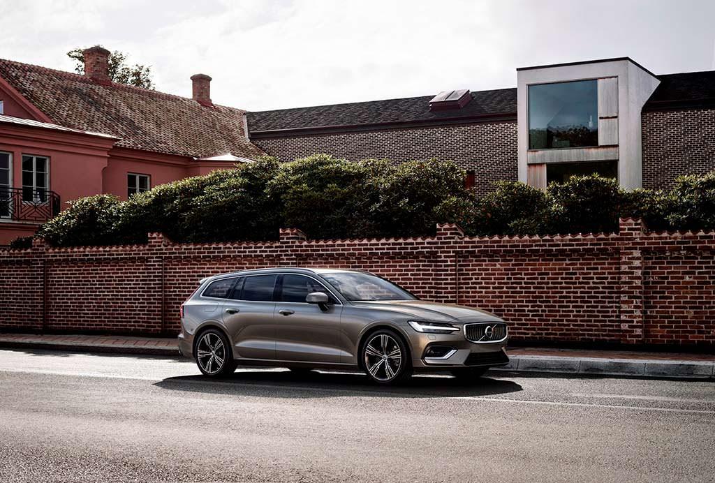 Универсал Volvo V60 2019