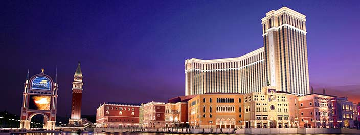 Небоскреб The Venetian. Цена $2,4 млрд