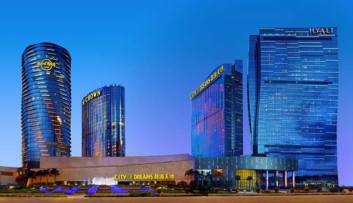 Игорно-гостиничный комплекс City of Dreams. Цена $2,4 млрд