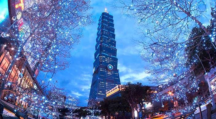 Небоскреб Taipei 101. Цена $1,8 млрд