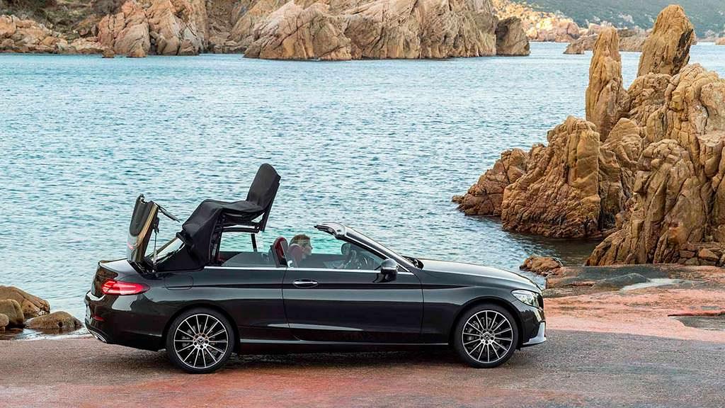 Новый Mercedes-Benz C-Class Cabriolet