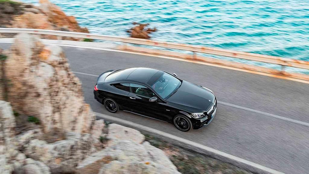 Новый Mercedes-Benz C-Class Coupe