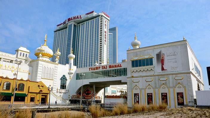 Отель-казино «Тадж-Махал». Цена $1,1 млрд