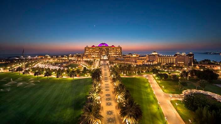 Отель Emirates Palace. Цена $3 млрд