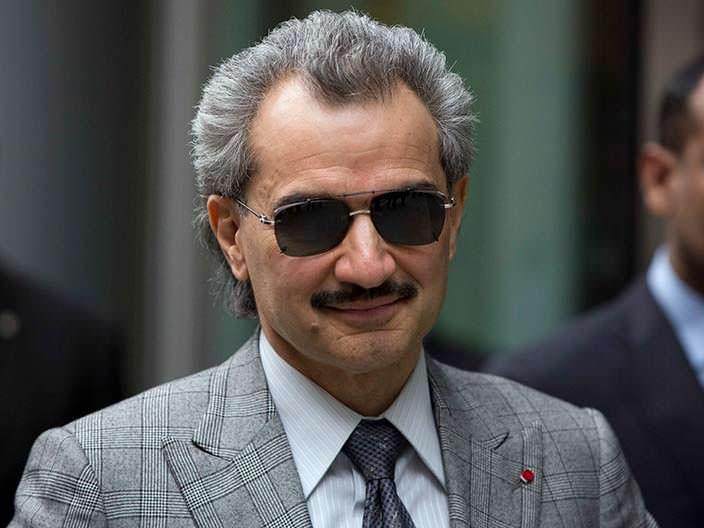 Аль-Валид ибн Талал Аль Сауд - самый богатый человек Саудовской Аравии