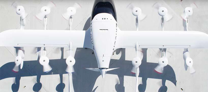 Автономное воздушное такси Cora от Ларри Пейджа