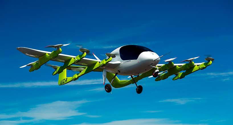 Автономный персональный самолет Cora от Ларри Пейджа