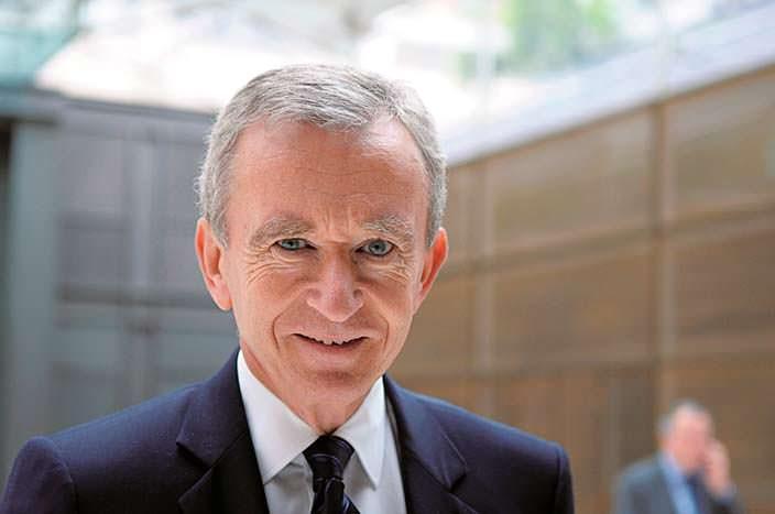 Бернар Арно - самый богатый француз