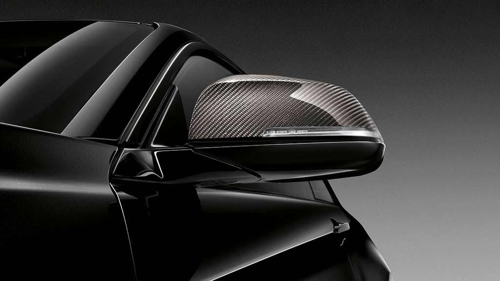 Карбоновые зеркала BMW M2 Coupe Edition Black Shadow