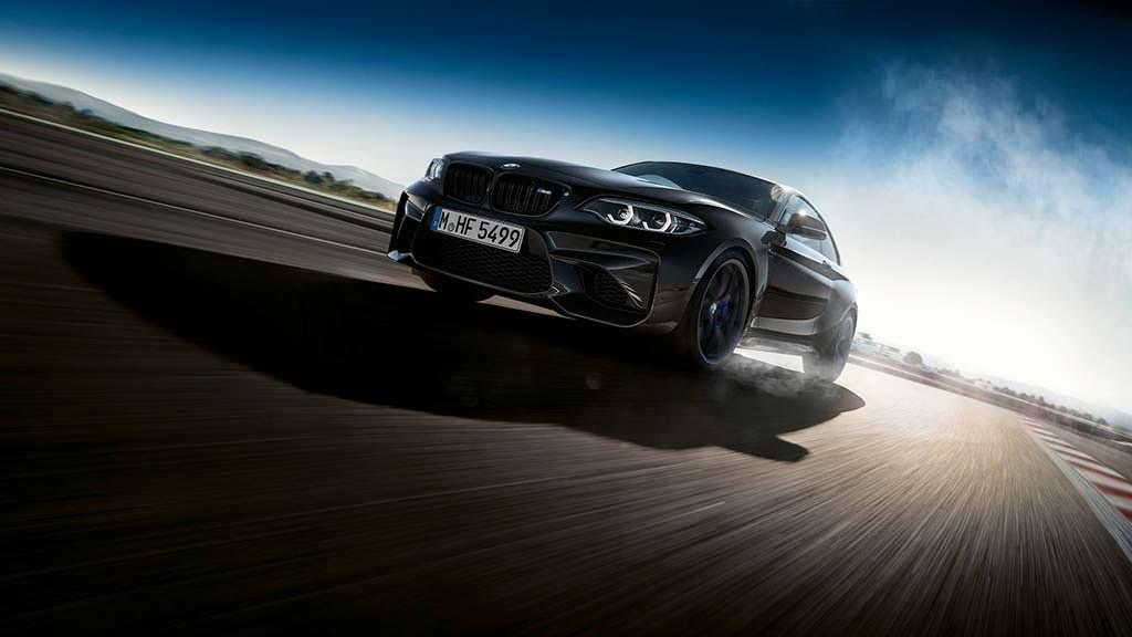 Спортивное купе BMW M2 Coupe Edition Black Shadow