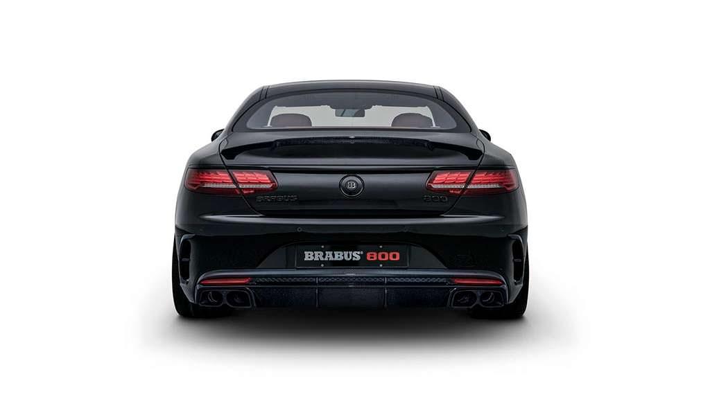 Тюнинг Mercedes-AMG S63 Coupe от Brabus