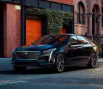 Вышел новый седан Cadillac CT6 V-Sport с битурбо V8 | фото