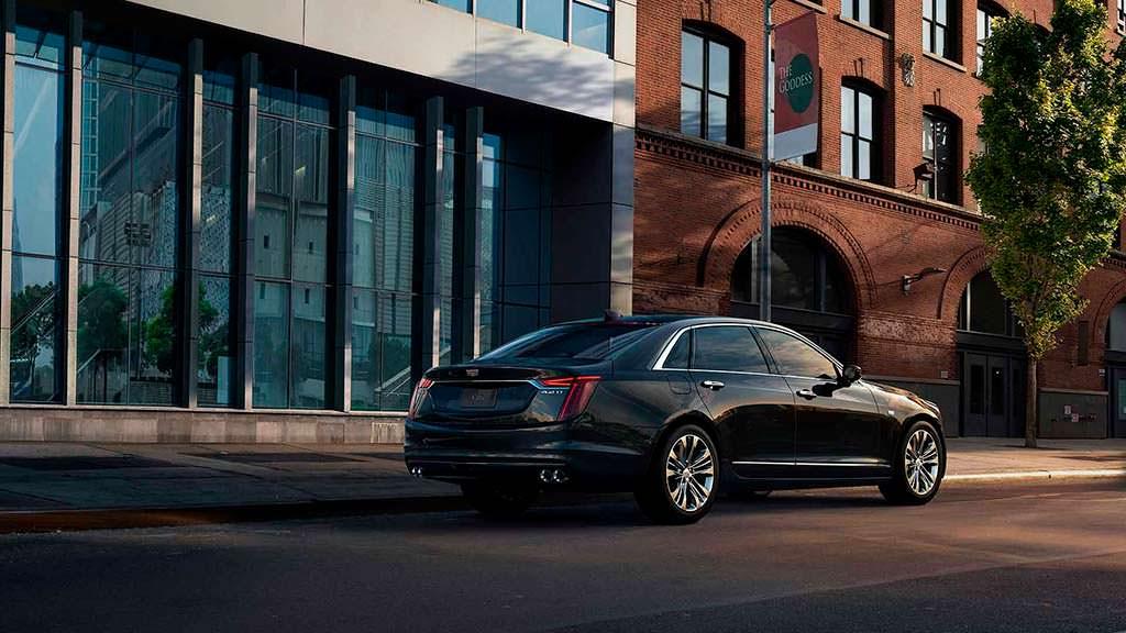 Представительский седан Cadillac CT6 V-Sport