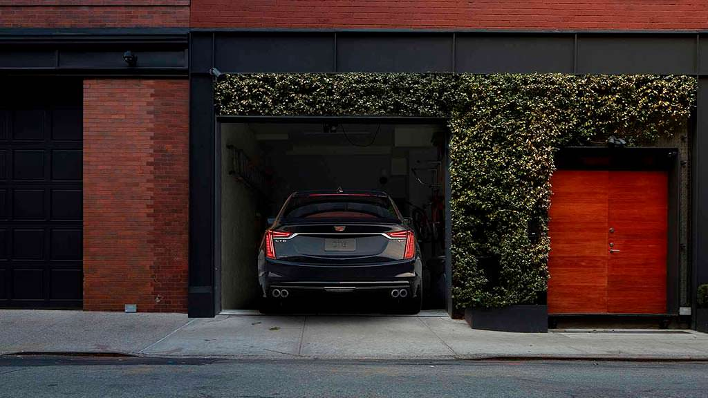 Быстрый седан Cadillac CT6 V-Sport
