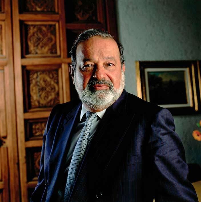 Карлос Слим - самый богатый мексиканец