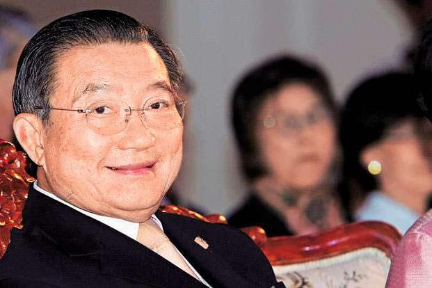 Тайский миллиардер Чароен Сиривадханабхакди