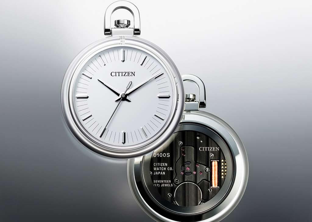 Citizen Cal.0100 Eco-Drive - самые точные кварцевые часы в мире