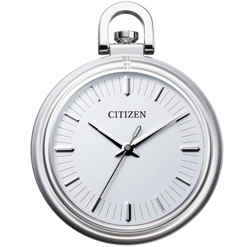 Часы Citizen Cal.0100 Eco-Drive. Погрешность ±1 сек. в год