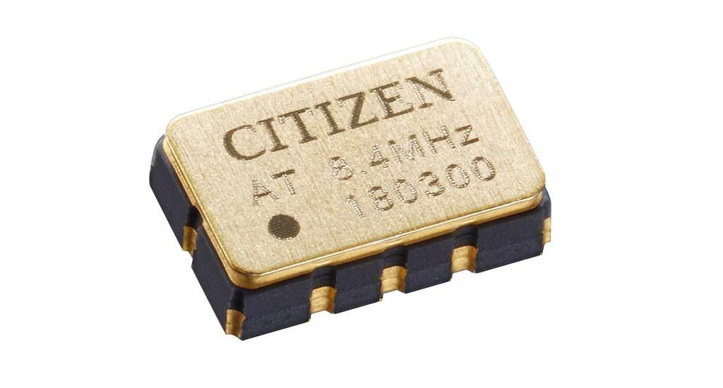 Кварцевый генератор AT-cut с частотой 8,4 МГц
