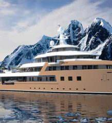 SeaXplorer 77 - новое экспедиционное судно от Damen | фото