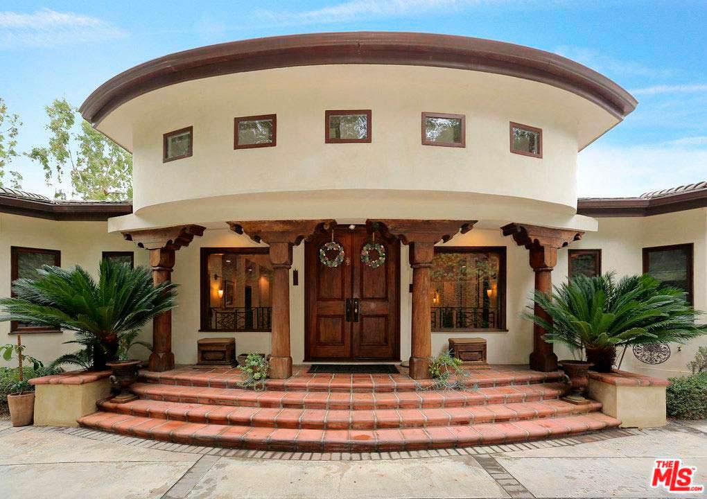 Дом Фореста Уитакера в Голливуде