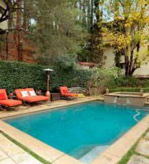 Форест Уитакер продает сразу два дома в Голливуде | фото, цена