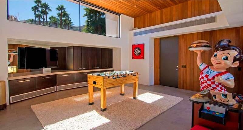 Дизайн игровой комнаты в доме