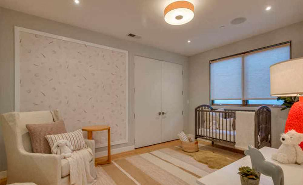 Дизайн детской комнаты в доме Тайры Бэнкс