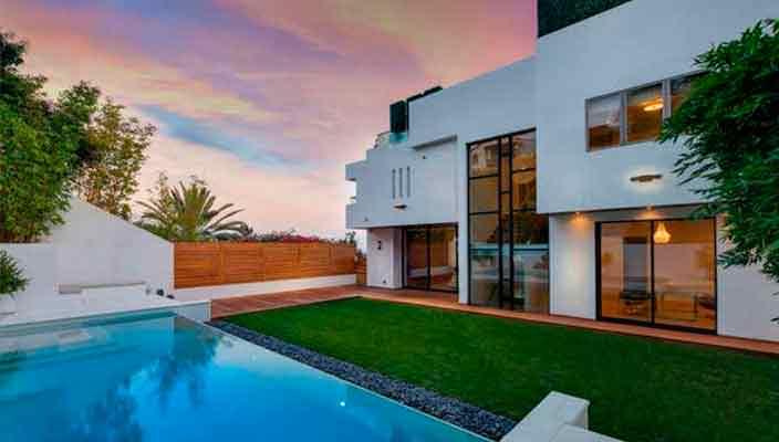 Тайра Бэнкс купила дом в Лос-Анджелесе. Цена $7 млн, фото