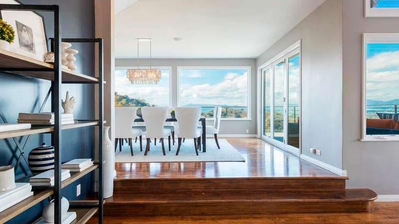 Дизайн интерьера дома в Беверли-Хиллз