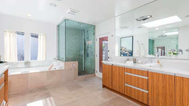 Ванная комната звезды